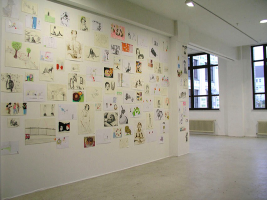 Kunstraum Düsseldorf 2008