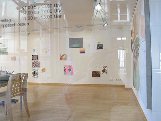 Galerie Palais Walderdorff Trier, 2012 (mit Katja von Puttkamer)